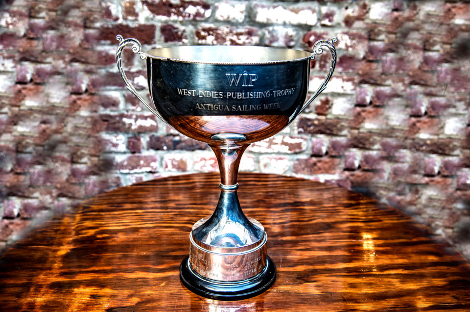 West Indies Publishing Trophy
