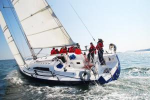 Capstan Sailing