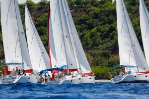 Sunsail – Official Yacht Charter Sponsor of Antigua Sailing Week 2014