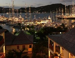 Accommodation available at Antigua Yacht Club Marina Resort