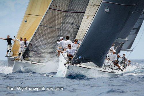 Antigua Sailing Week 2013 – Final Wrap up Report