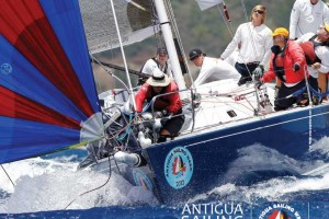 Antigua Sailing Week's Marketing Team hits the Road