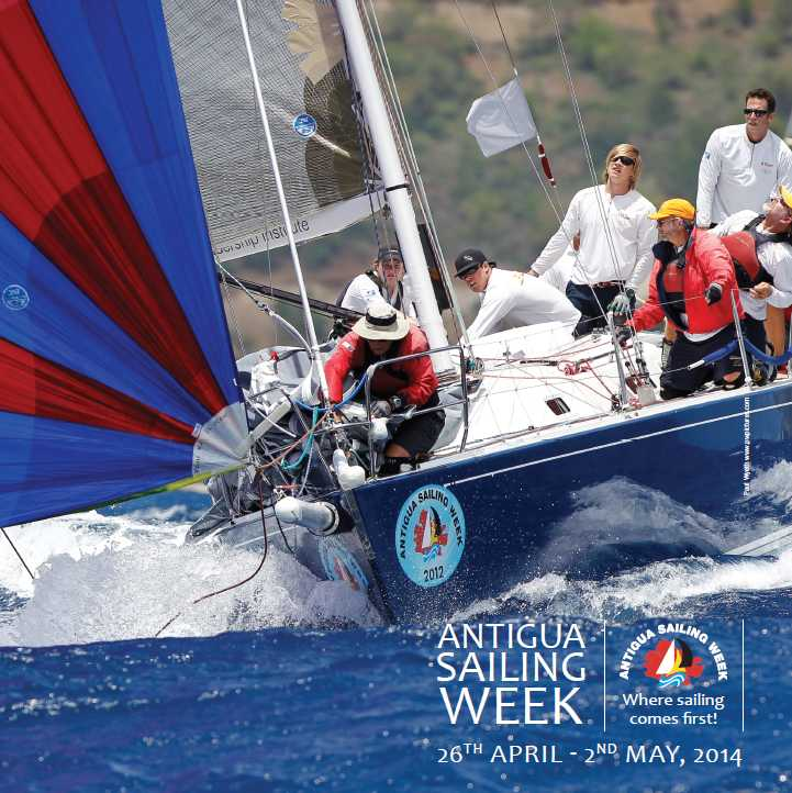 Antigua Sailing Week's Marketing Team hits the Road