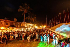 Entertaining End to Antigua Sailing Week