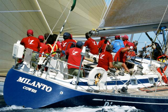 Milanto Yacht Charter