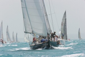 Skyelark Yacht Charter Antigua Sailing Week