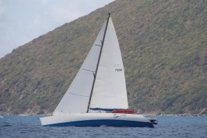 Hotel California too Wins Guadeloupe Race