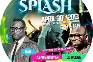 Splash – The official Sailing Week Party
