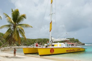 Chase the Race with the official Antigua Sailing Week Spectator Boat