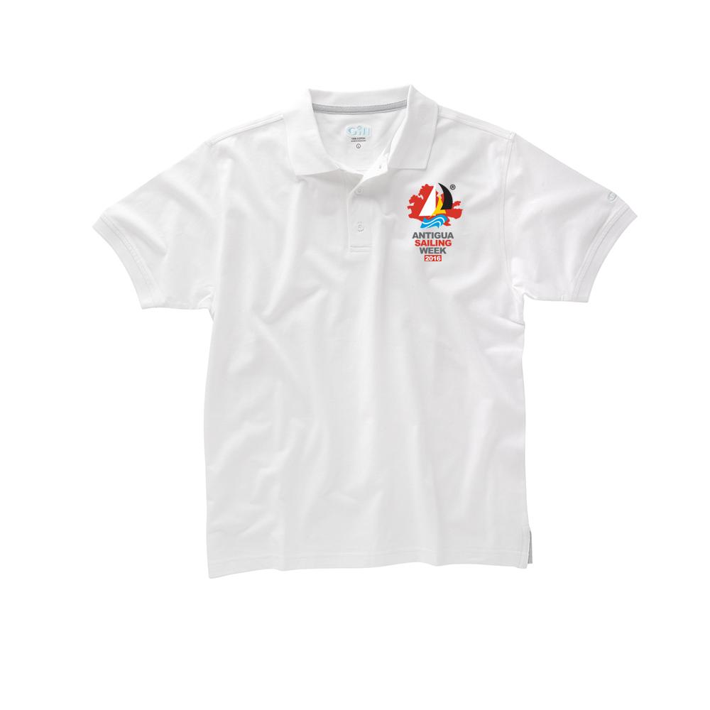 Classic Polo Shirt – White