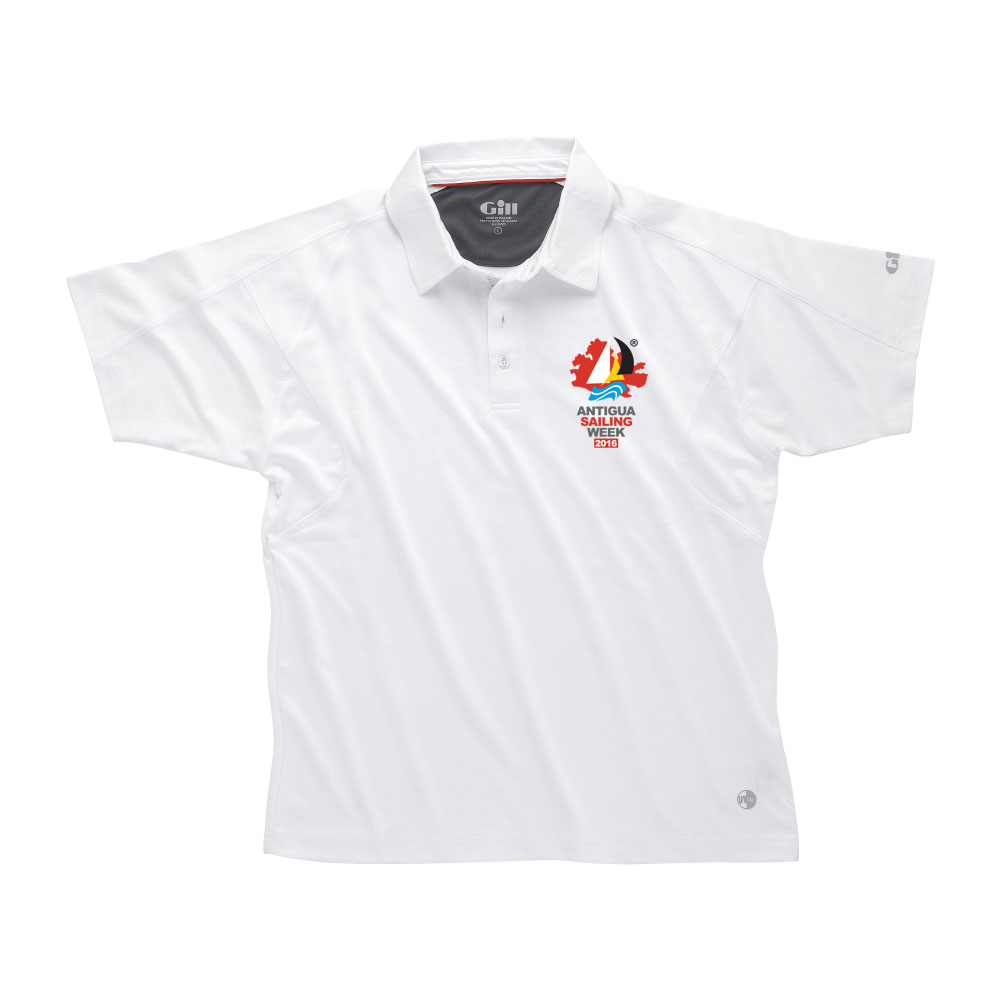 Mens UV Technical Polo