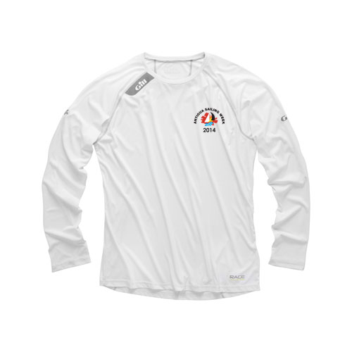 L/s Race Polo with UV Protection