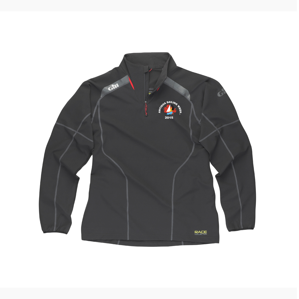 1/4 Zip Race Midlayer Soft Shell