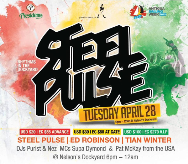ASW 2015 Steel Pulse logo