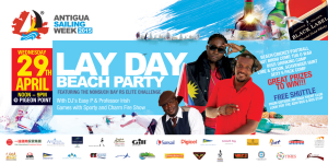 The Lay Day Beach Party featuring the Nonsuch Bay RS Elite Challenge @ Pigeon Point
