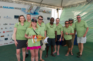 Race Day 1 Prize Giving @ Antigua Yacht Club | Seminole | Florida | United States