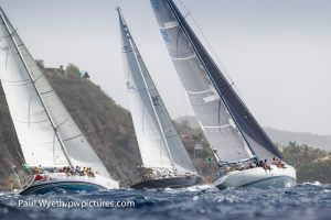 Race Day 2 @ Off the South Coast of Antigua