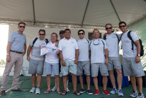 Race Day 3 Prize Giving @ Antigua Yacht Club