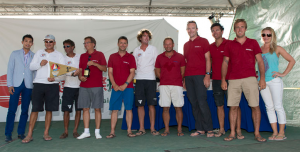 Race Day 5 Prize Giving @ Antigua Yacht Club