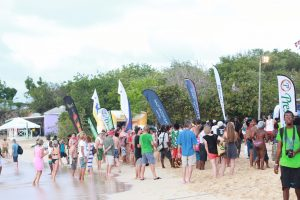 Lay Day Beach Party featuring the Nonsuch Bay RS Elite Challenge @ Pigeon Point