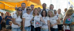 Race Day 4 Prize Giving @ Presidente Beer Garden