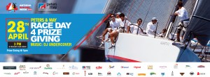 Peters & May Race Day 4 Prize Giving @ Antigua Yacht Club