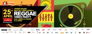 Johnnie Walker Race Day 2 Prize Giving & Reggae Vibes Party @ Antigua Yacht Club