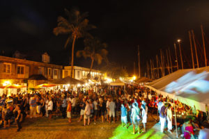 The Official Antigua Sailing Week Opening Party & Peters & May Round Antigua Race Prize Giving @ Antigua and Barbuda
