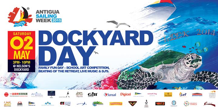 ASW 2015 Dockyard Day Poster