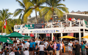 Opening of the Beer Garden @ Antigua Yacht Club