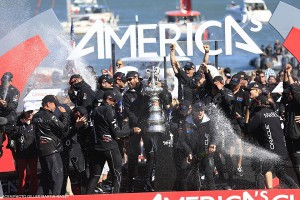 The America's Cup Trophy is Coming to Antigua