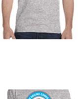 Unisex Short Sleeve T-shirt – Grey