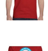 Unisex Short Sleeve T-shirt – Red