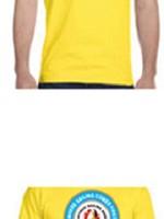 Unisex Short Sleeve T-shirt – Yellow