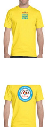 Unisex Short Sleeve T-shirt – Yellow