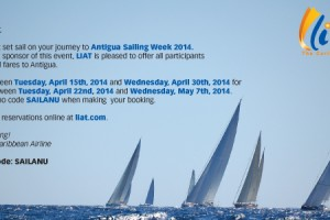 Booking Flights for Antigua Sailing Week?