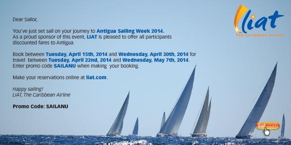 Booking Flights for Antigua Sailing Week?