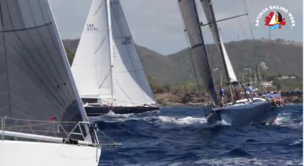 Yachting World Round Antigua