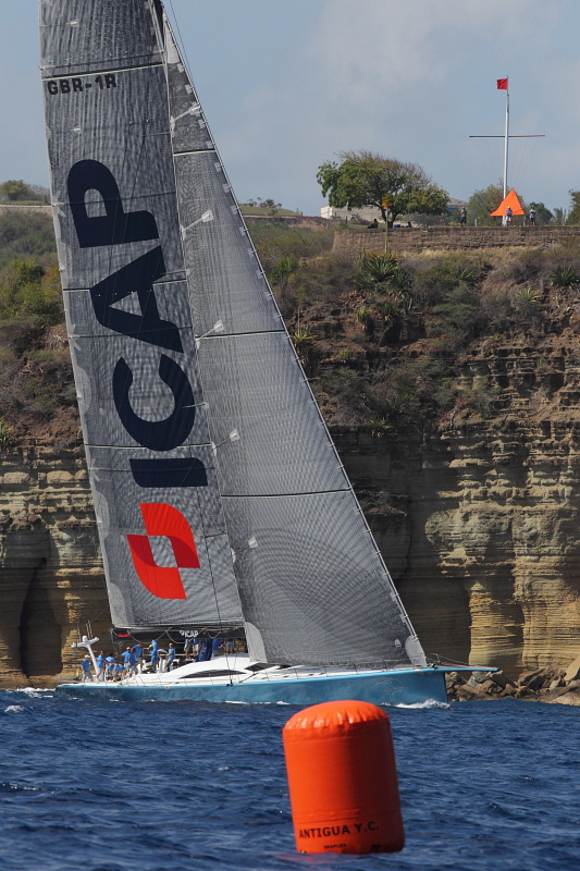 Antigua Round the Island Race 2014