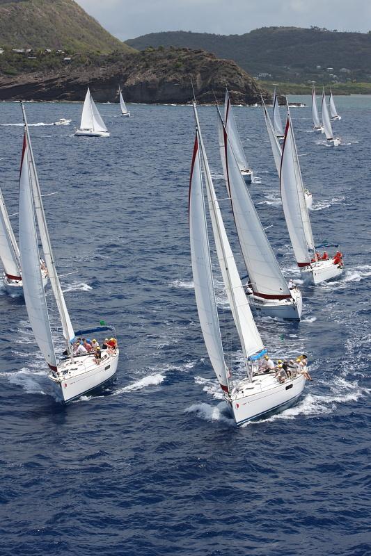 Sunsail Bareboat fleet - Credit: Tim Wright/photoaction.com