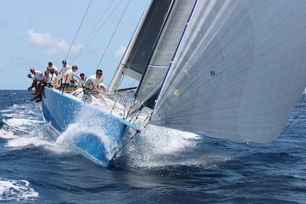 Tonnerre de Breskens 3 Antigua Sailing Week 2014