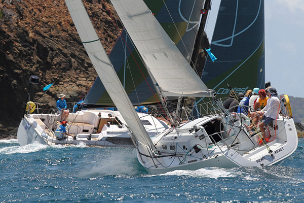 Final Race Report Antigua Sailing Week 2014- Tense Finale in Paradise