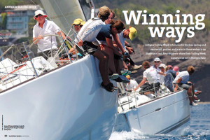 Yachting World Coverage of Antigua Sailing Week 2014