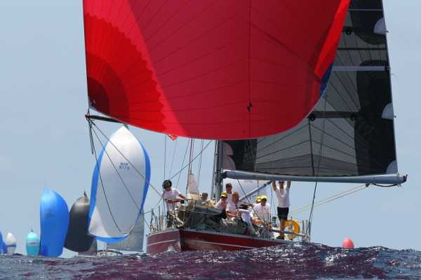 Antigua Sailing Week 2014