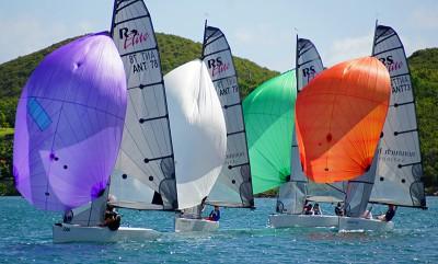 RS Elites at Nonsuch Bay Resort Antigua.