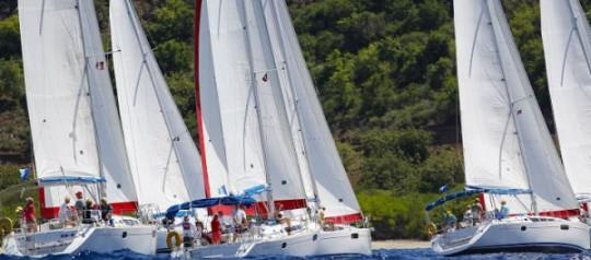 Sunsail Confirms Antigua Sailing Week 2015 Sponsorship