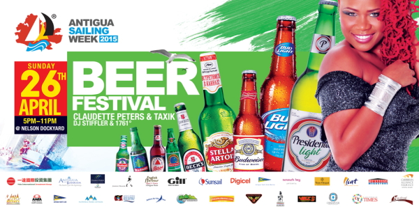 The Beer Festival @ Nelson's Dockyard | English Harbour | Saint Paul | Antigua and Barbuda