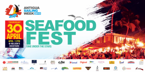 Seafood Fest Thursday @ Nelson's Dockyard