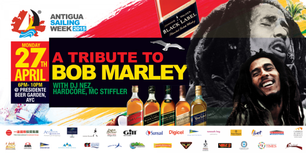 A Tribute to Bob Marley @ Presidente Beer Garden