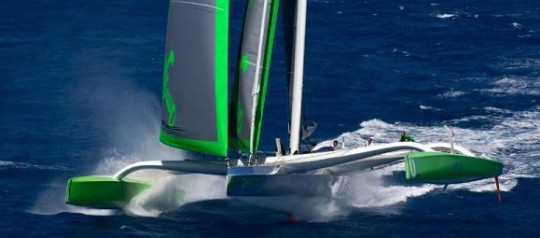 Flying Colours for Antigua Sailing Week